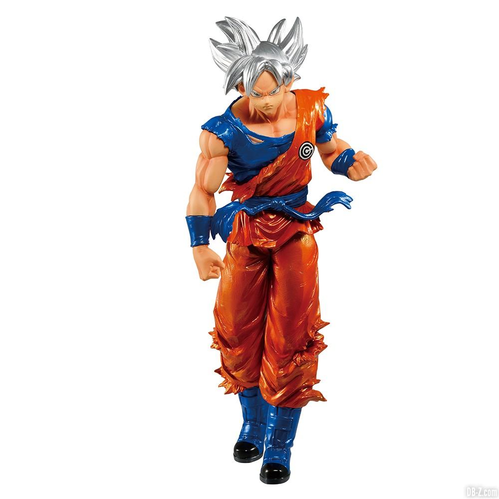 Figurine Goku Ultra Instinct Masterlise