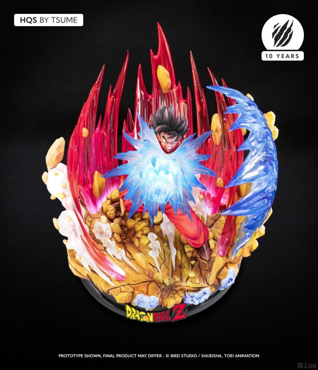 HQS Goku KaioKen Tsume Art Image 19