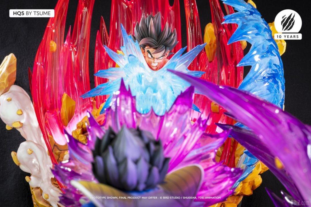 HQS Goku KaioKen Tsume Art Image 20