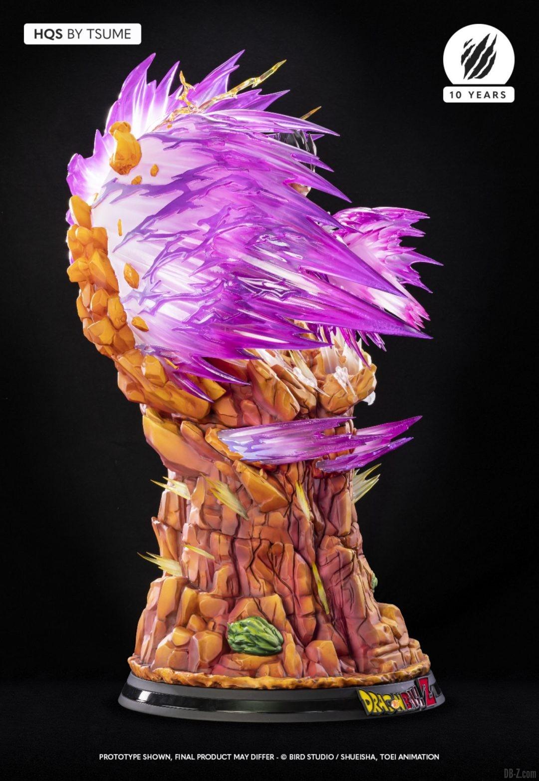 HQS Vegeta Galick Gun Tsume Art Image 02