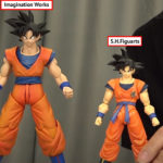 Unboxing Video Imagination Works Son Goku