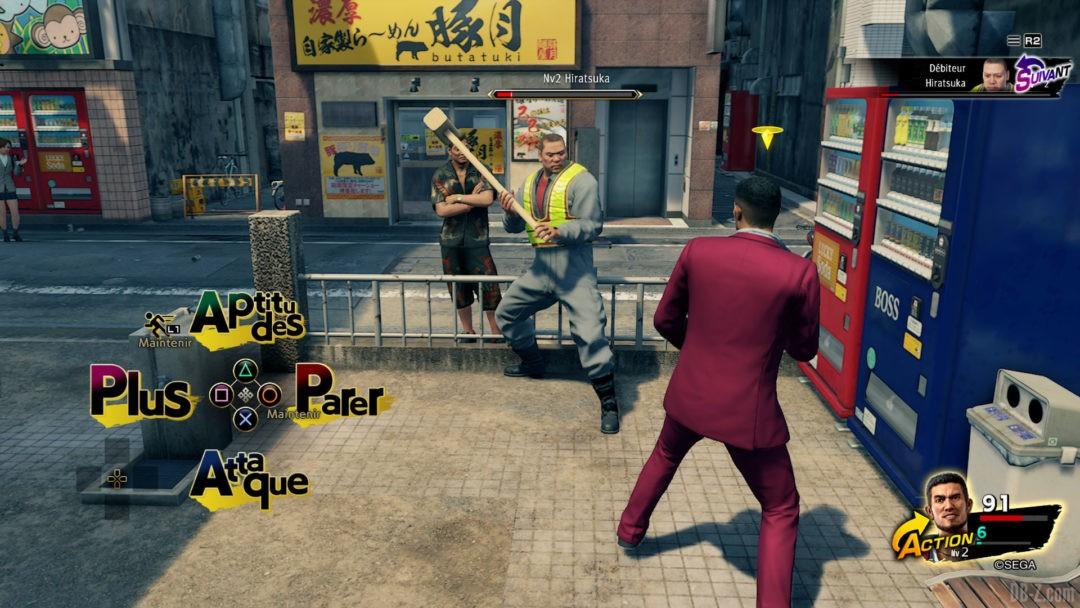 Yakuza Like a Dragon Image 5