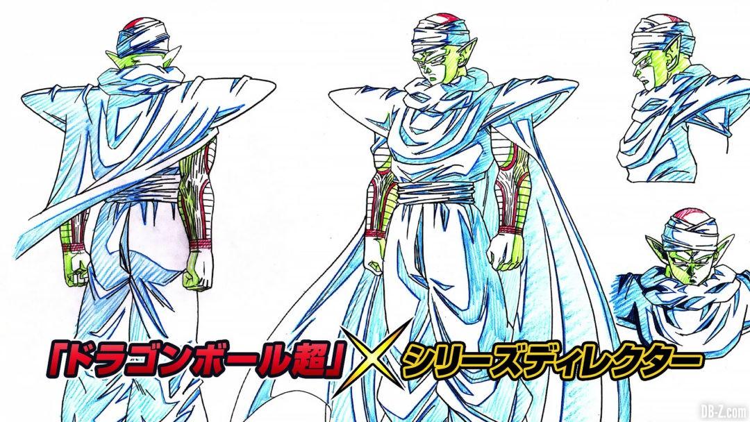 Croquis Piccolo Tatsuya Nagamine