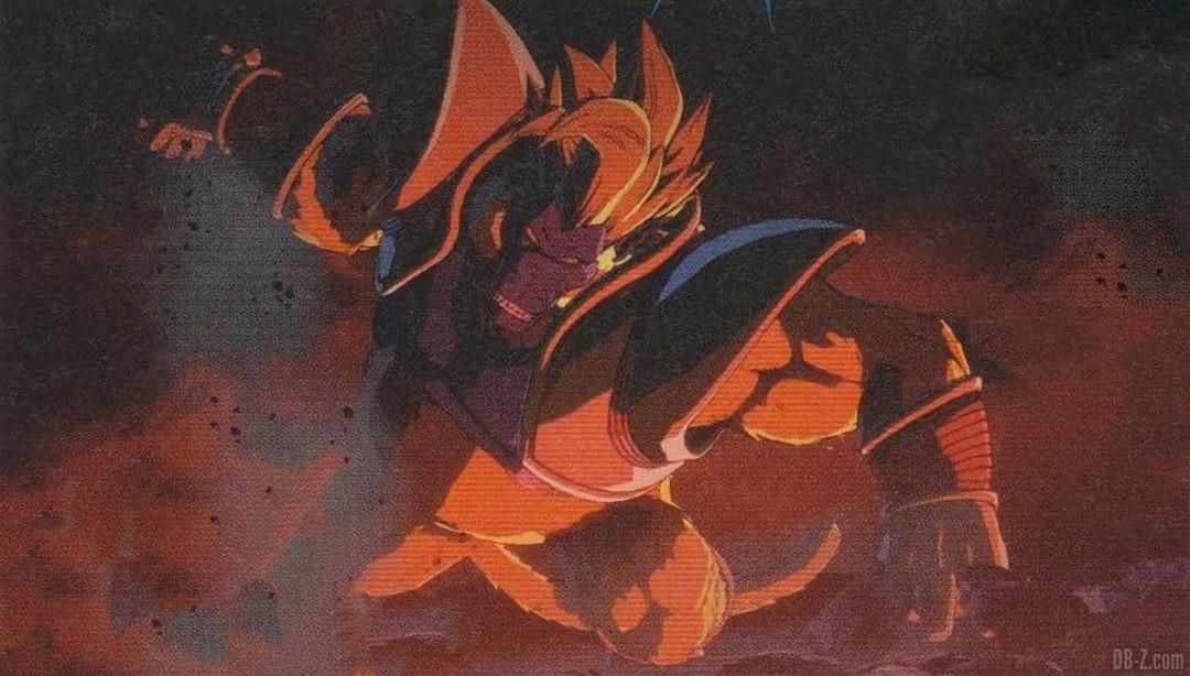Dragon Ball FighterZ Super Baby 2 Oozaru