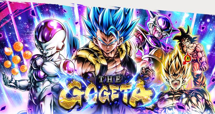 Dragon Ball Legends Portail Gogeta Blue Decembre 2020