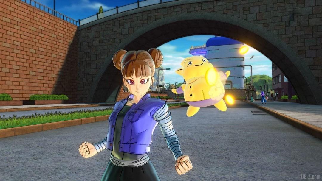 Dragon Ball Xenoverse 2 Mascotte CC Janemba
