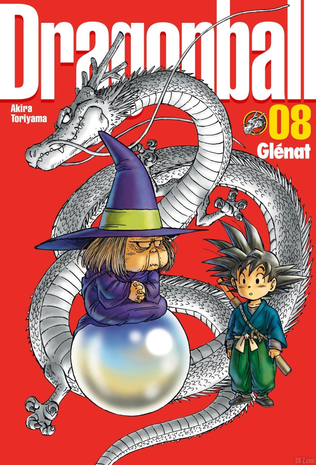Dragon Ball Perfect Edition tome 8 couverture