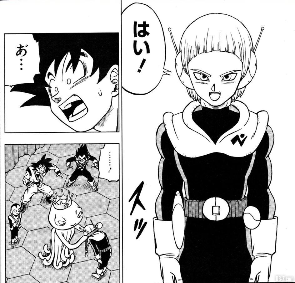 Le retour de Merus dans Dragon Ball Super