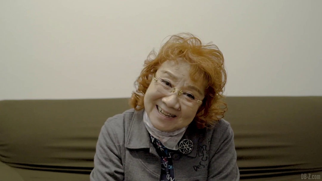 Masako Nozawa Playstation Partner Awards