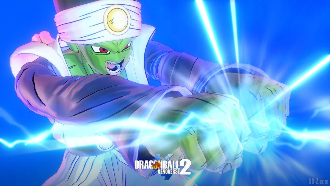 Paikuhan Dragon Ball Xenoverse 2 Eclair de Tonnerre 2