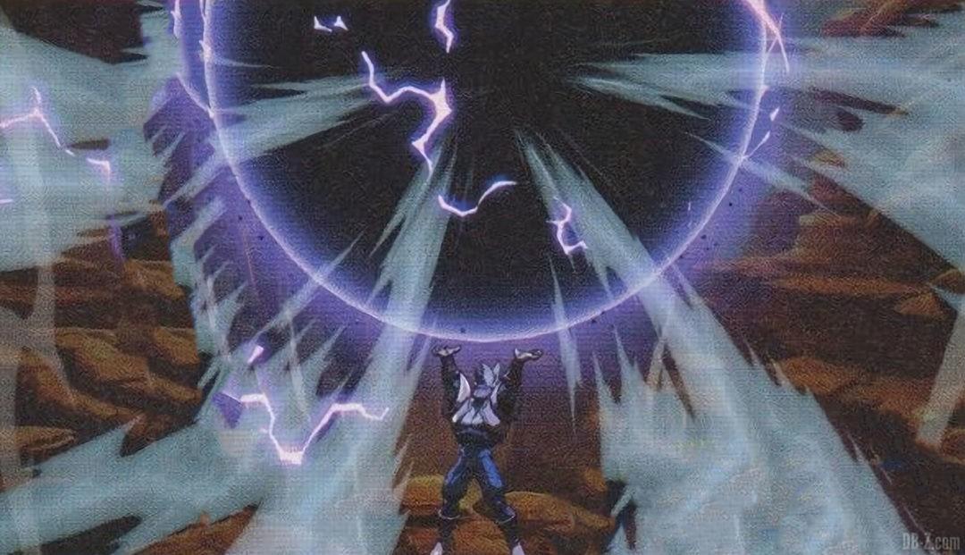 Revenge Death Ball de Super Baby 2 Dragon Ball FighterZ