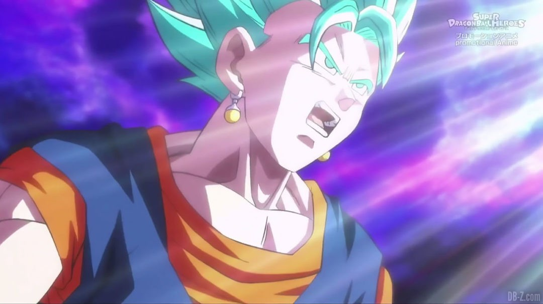 SDBH Big Bang Mission 9 Vegetto SSGSS 2