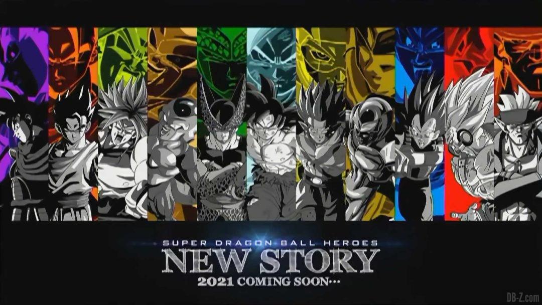 SDBH Nouvel Arc Anime Promotionnel