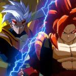 Super Baby 2 Gogeta Super Saiyan 4 Dragon Ball FighterZ