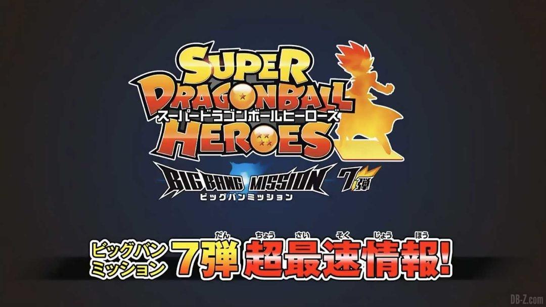 Super Dragon Ball Heroes BM7