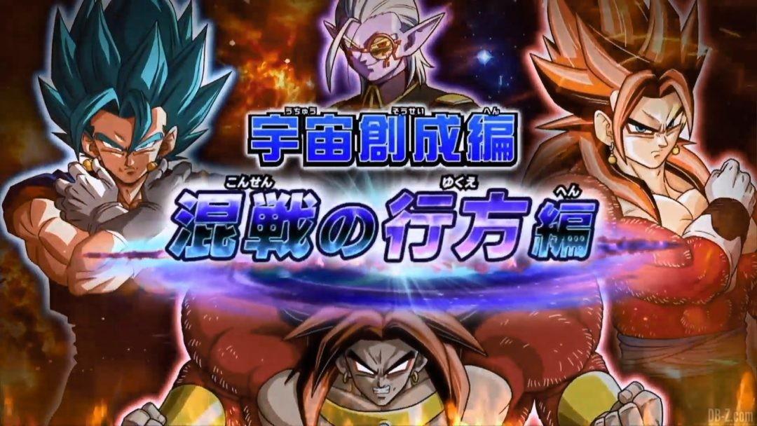 Vegettp et Super Full Power Saiyan 4 Limit Breaker