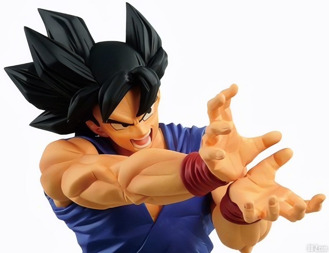 FIGURINE DRAGON BALL GT ULTIMATE SOLDIERS SON GOKU normal