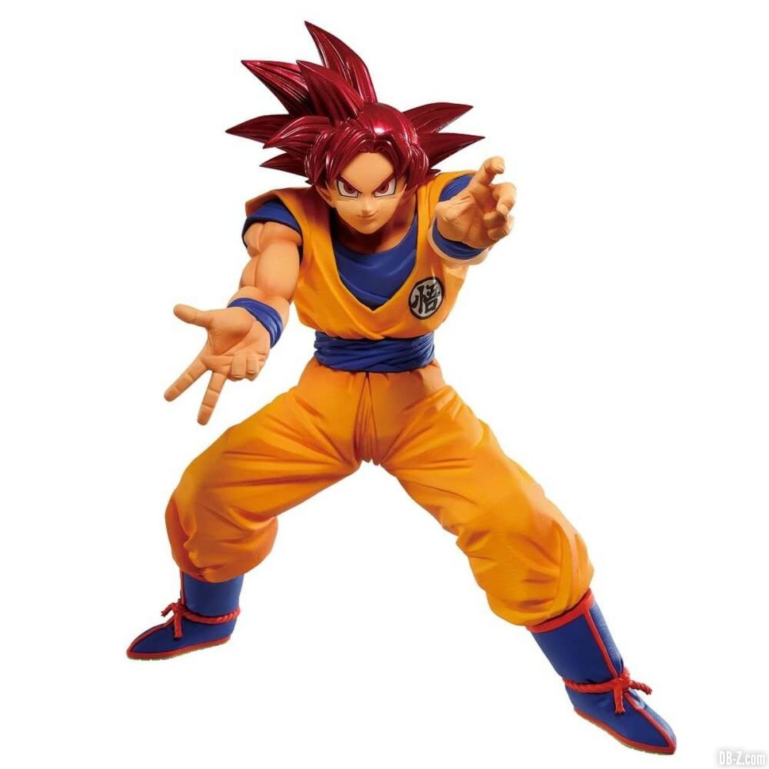 Figurine Maximatic The Son Goku V 5