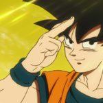 Goku se teleporte