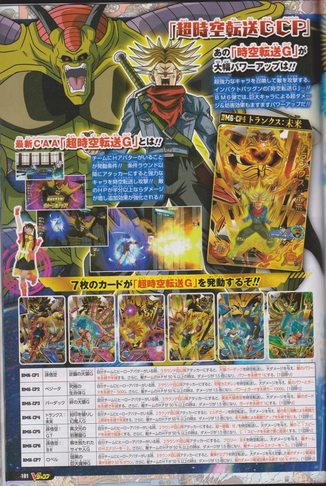 VJUMP Mars 2021 SDBH Big Bang Mission 6 Page 2