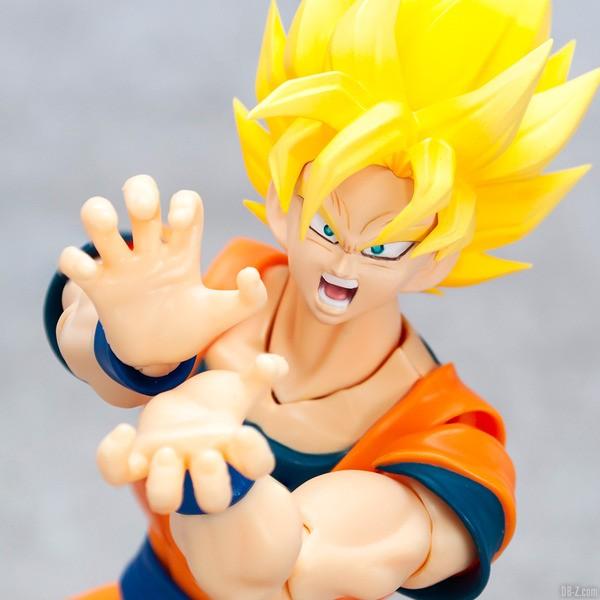 S.H.Figuarts Goku SSJ Full Power