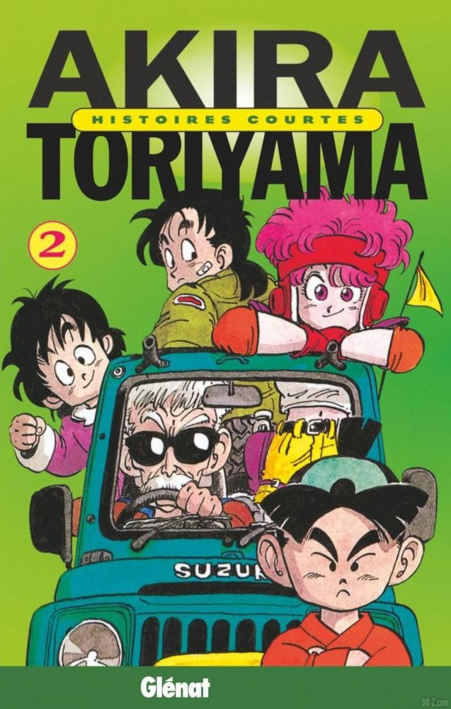 histoires courtes akira toriyama vol 2