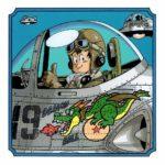 Akira-Toriyama-dessine-Goku-aviateur