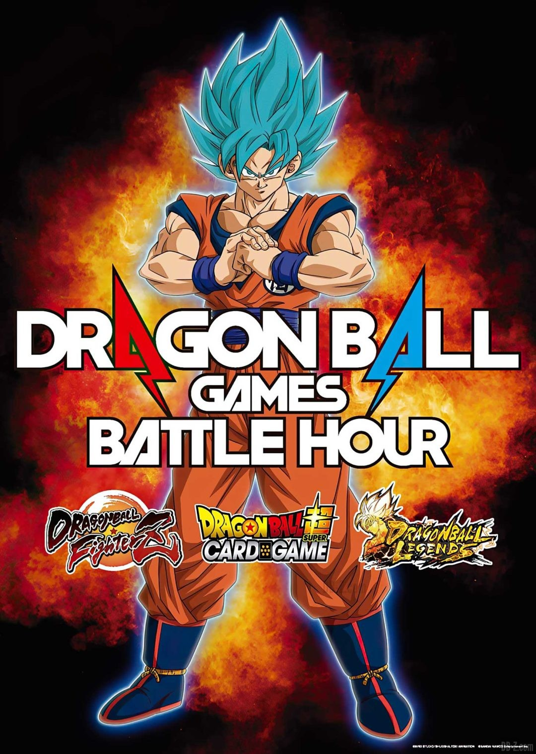 DRAGON-BALL-Games-Battle-Hour