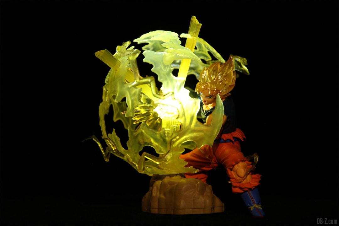 Ultimate-Luminous-HG-Dragon-Ball-01-Goku-Super-Saiyan-2-Allume