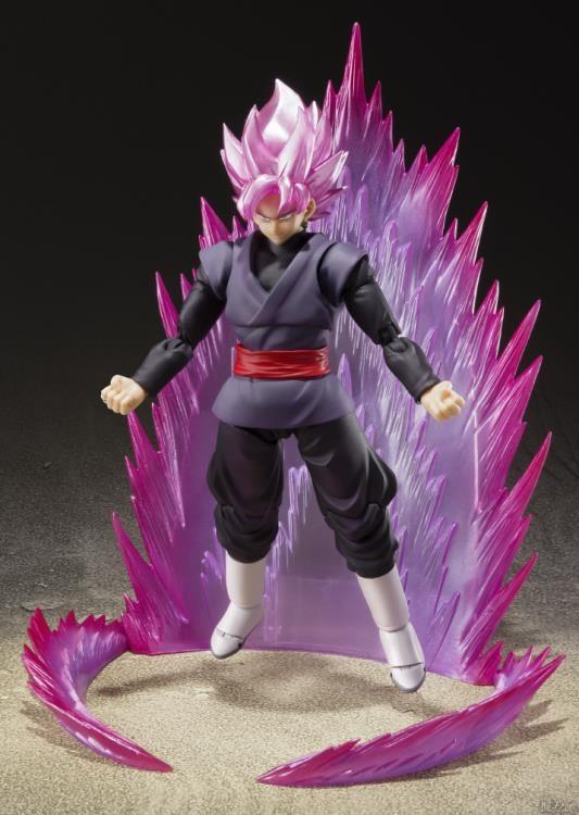 SHFiguarts Goku Black Super Saiyen Rosé SDCC 2019