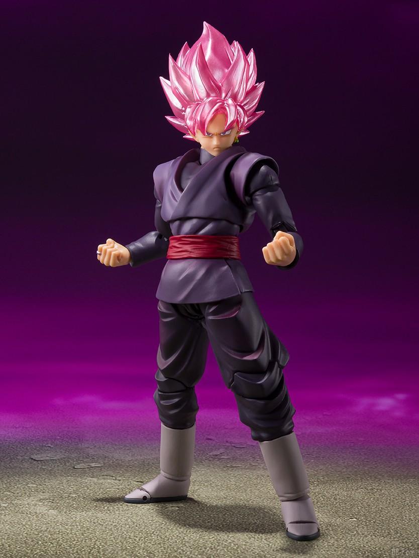 S.H.Figuarts Goku Black Super Saiyen Rosé 2021