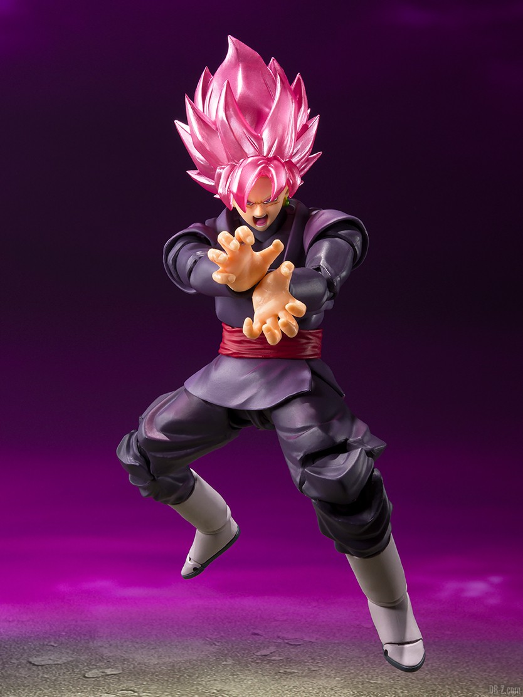 S.H.Figuarts Goku Black Super Saiyen Rosé