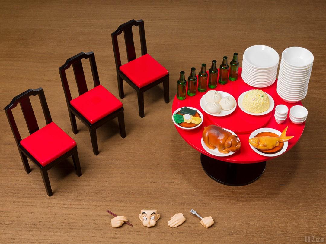 Set de table SHFiguarts