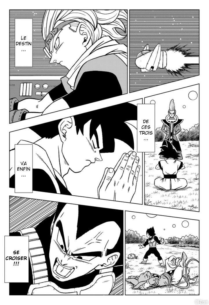 Goku-Granola-Vegeta