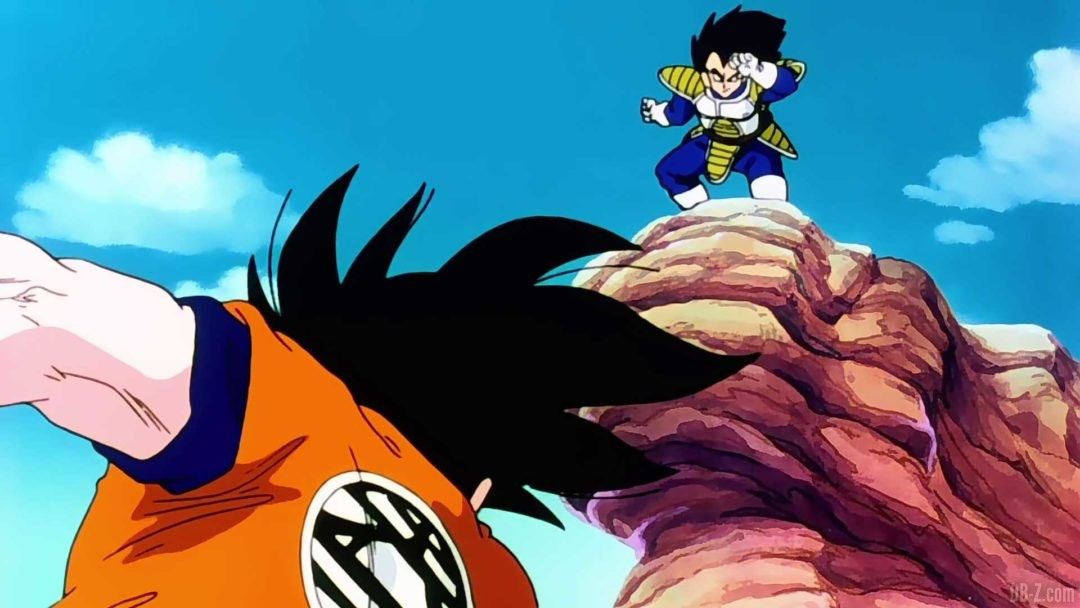 Goku-vs-Vegeta-Arc-Saiyan