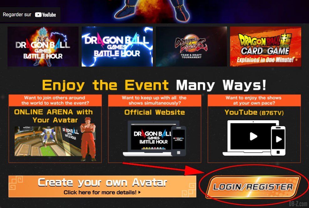 HP-Avatar-Online-Arena-Dragonball-Games-Battle-Hour