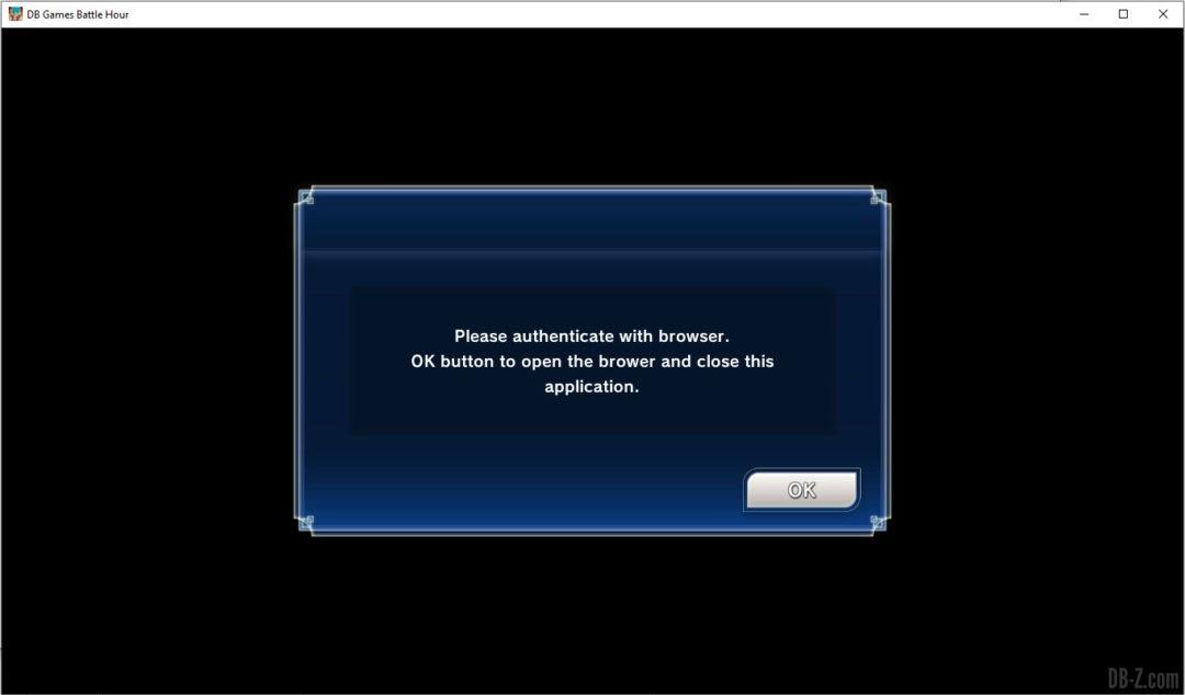 Maintenance-Online-Arena-Dragonball-Games-Battle-Hour