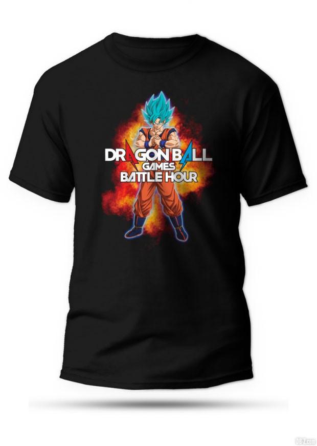 T-Shirt-B-Dragon-Ball-Battle-Games-Battle-Hour
