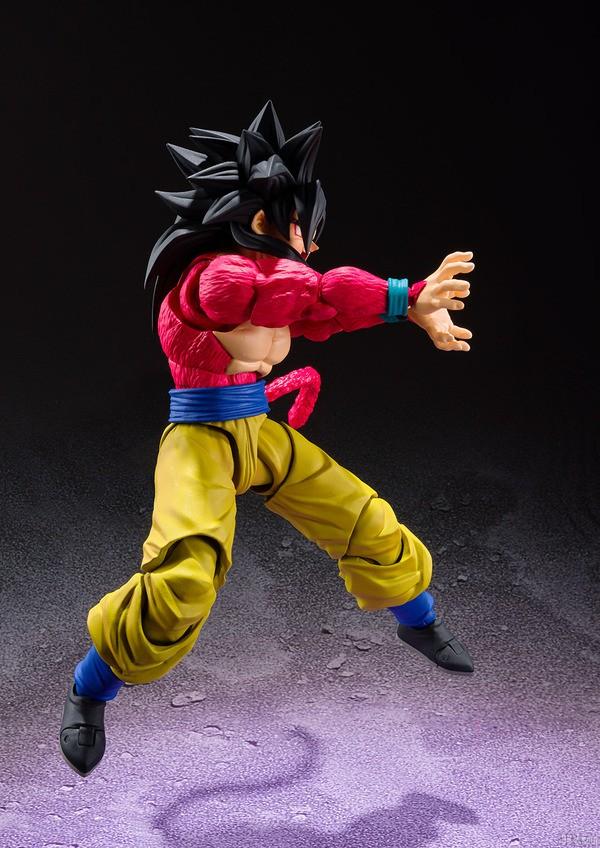 S.H.Figuarts Goku SSJ4