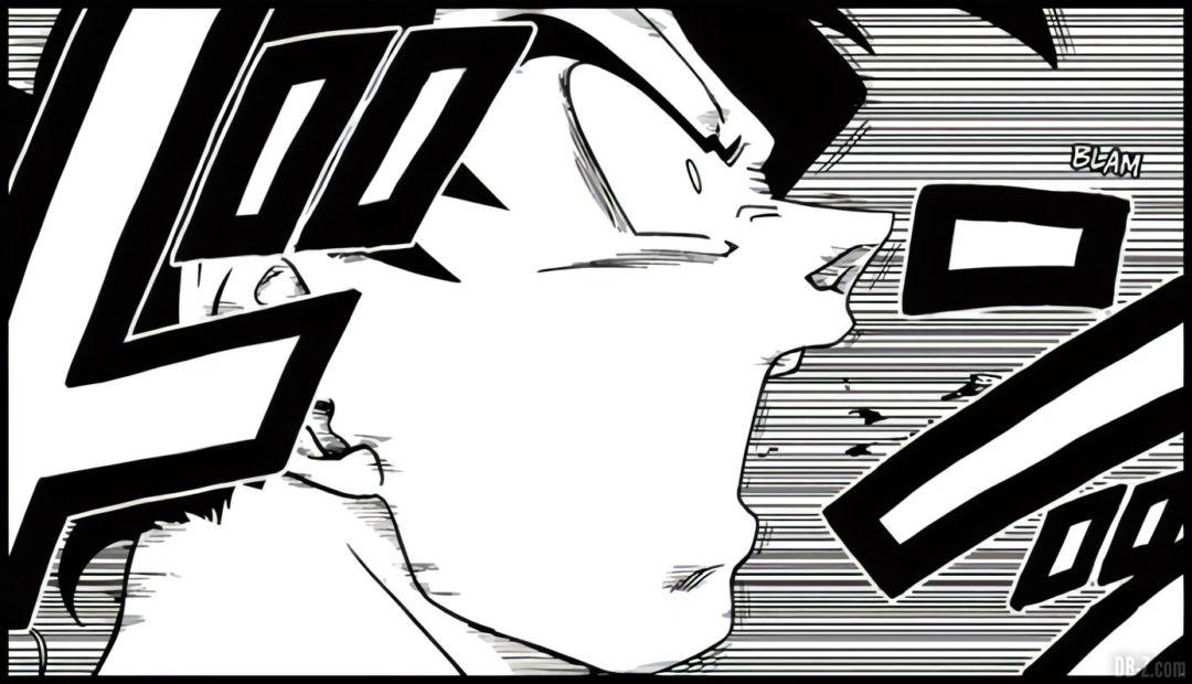 Goku-prend-un-coup