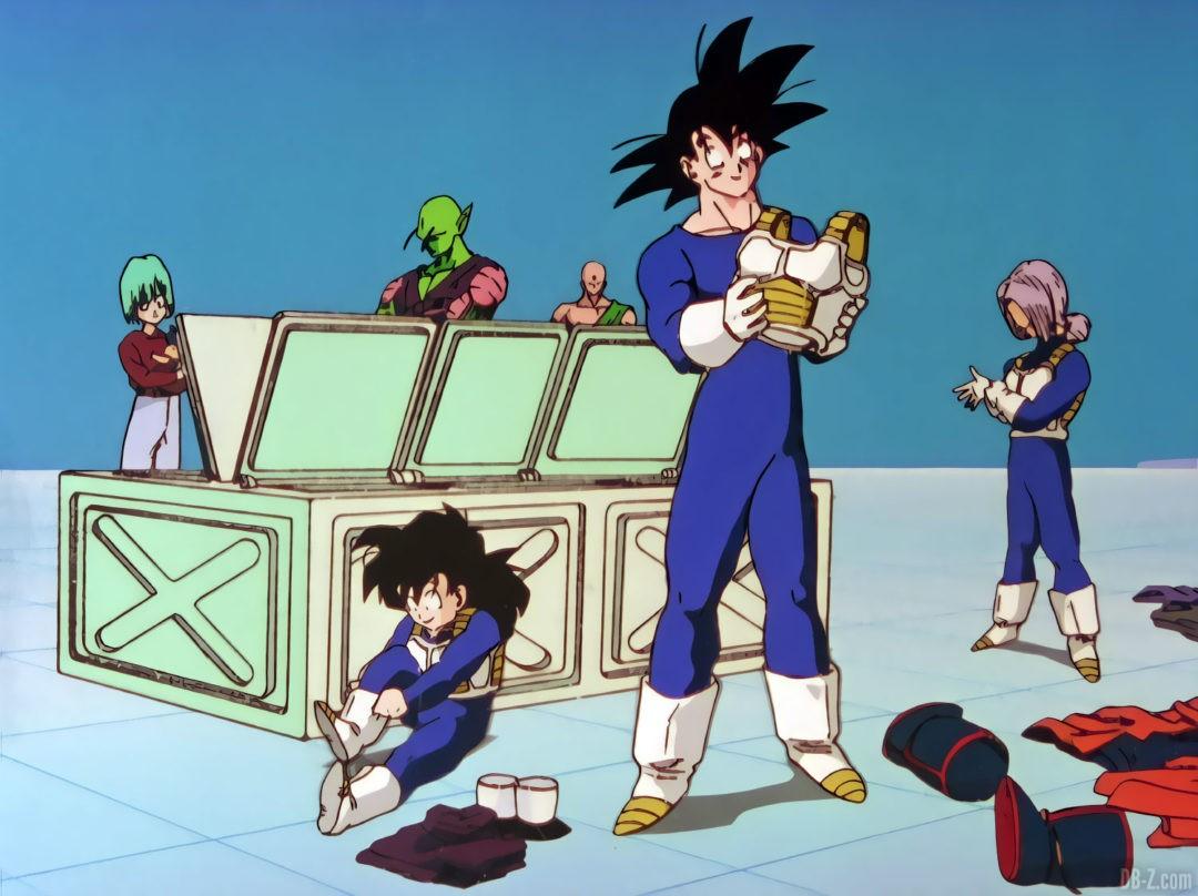 Armure-Saiyan-tenue-Dragon-Ball-Z