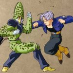 Perfect-Cell-vs-Trunks-forme-base