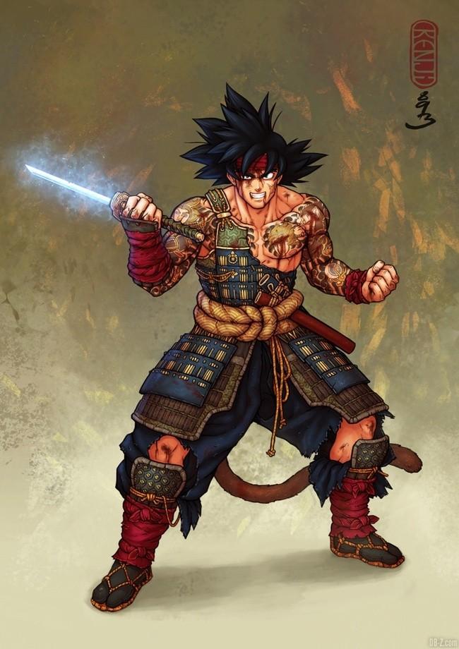 Bardock Samourai