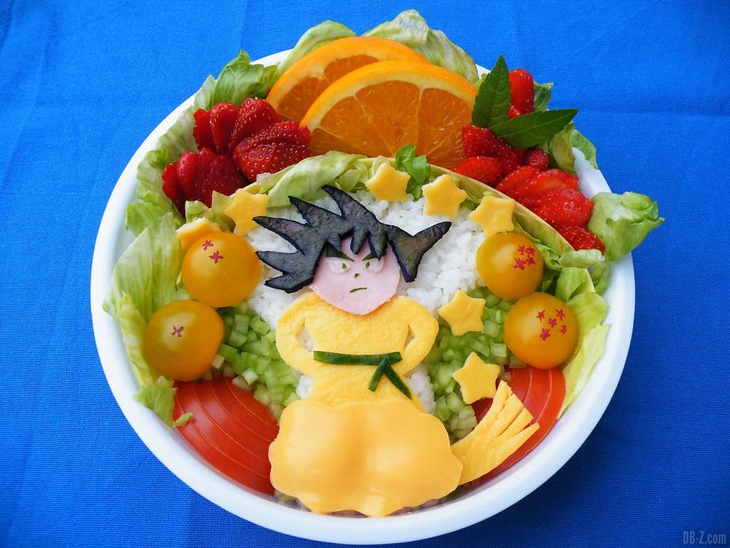Bento Son Goku