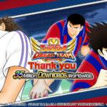 Captain Tsubasa Dream Team 35 millions