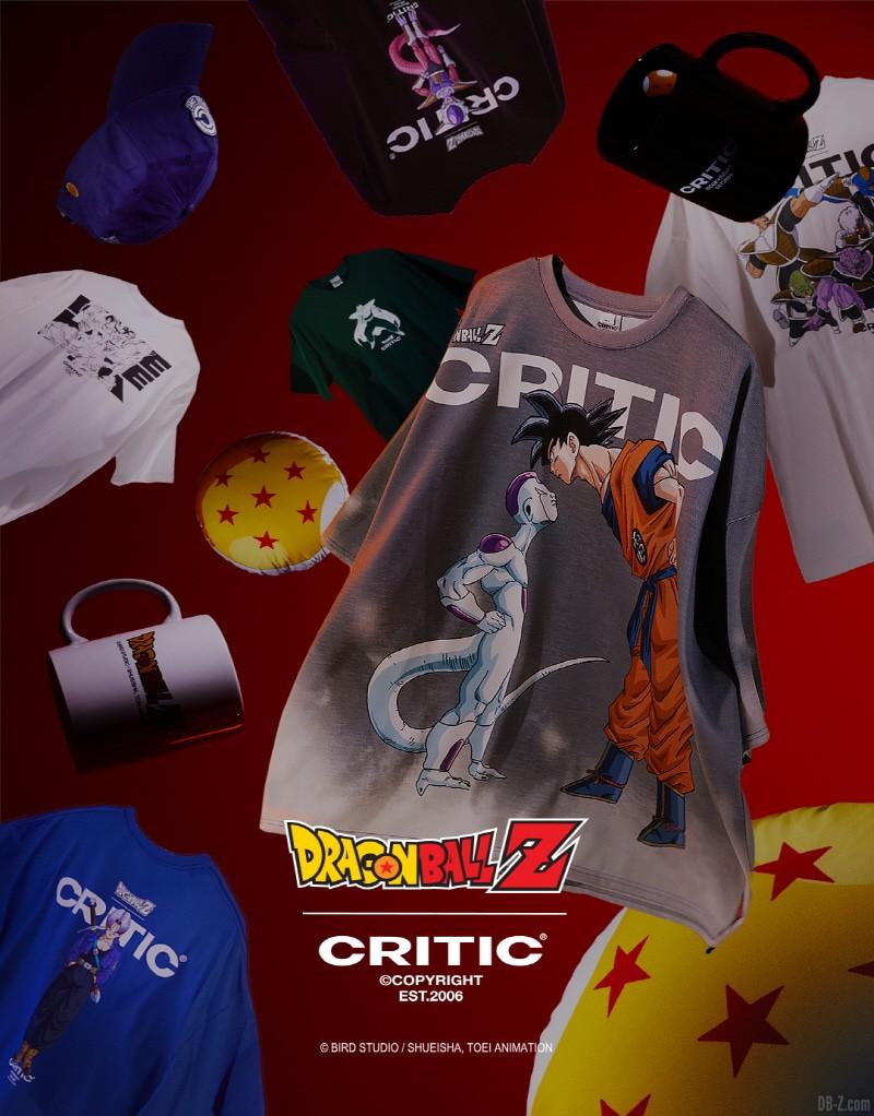 Collection Critic Dragon Ball Z