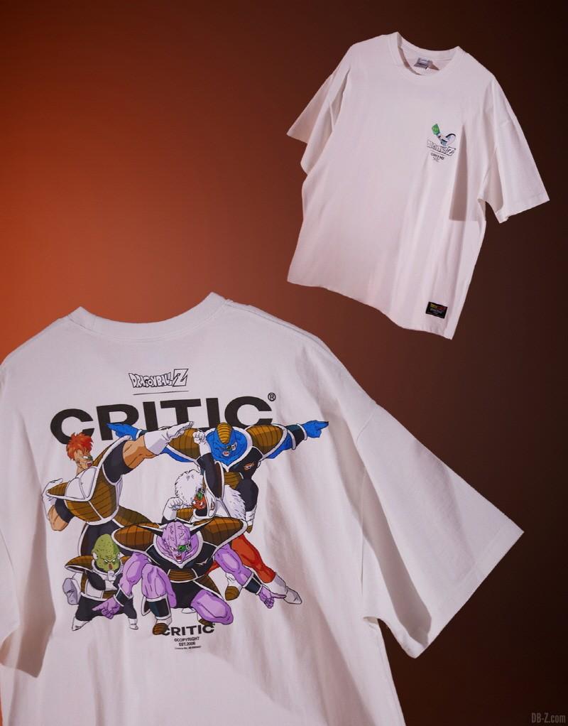 Critic Wear Dragon Ball Z 7