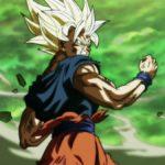 Goku Super Saiyan Yuya Takahashi