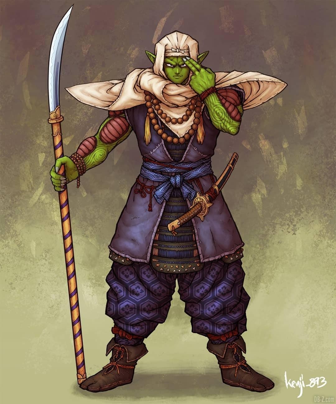 Piccolo Samourai