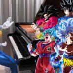 Rus Piano Dragon Ball